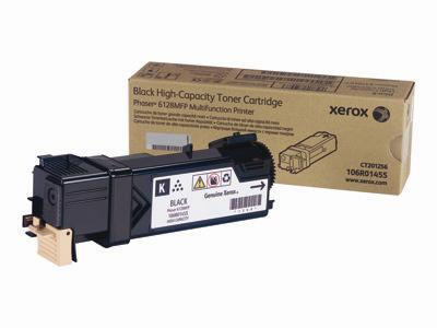 Xerox Black Toner Phaser 6128