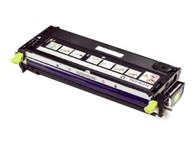 Dell 3130 STD CAP YELLOW TONER 3K