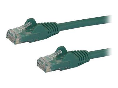 StarTech.com 100 ft Green Gigabit Snagless RJ45 UTP Cat6 Patch Cable