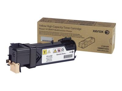 Xerox Yellow Toner Phaser 6128