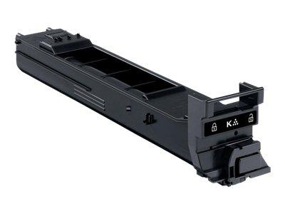 Konica Minolta MC4650 Black Toner Cartridge 4K Yield