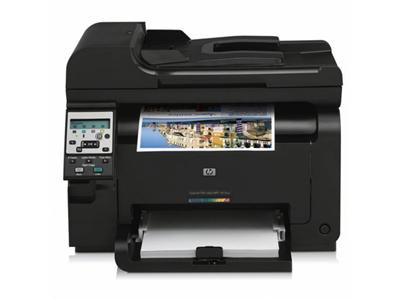 HP LaserJet Pro 100 color MFP M175nw - ( print / copy / scan ) - Colour - Wireless
