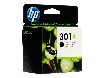 HP 301XL High Yield Black Original Ink Cartridge
