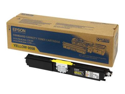 Epson C1600/CX16 YELLOW TONER 1.6K
