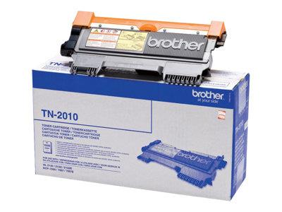 Brother TN2010 Black Toner Cartridge 1k Yield