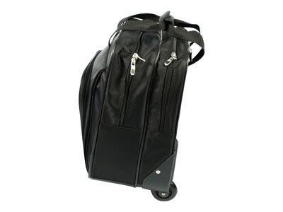 "Targus 16 inch / 40.6cm Rolling Laptop Case - Notebook carrying case - 16"" - black"