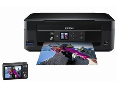 Epson Stylus SX435W - multifunction ( copier / printer / scanner ) ( colour )