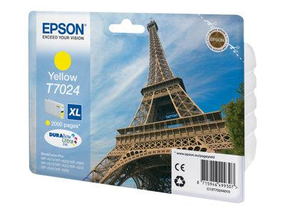 Epson - Print cartridge - XL size - 1 x yellow - 2000 pages