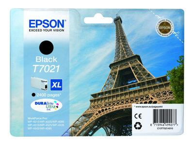 Epson - Print cartridge - XL size - 1 x black - 2400 pages