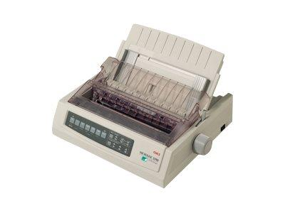 OKI Microline 3390eco Mono Dot-Matrix Printer