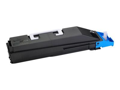 Kyocera TK 855C - Toner kit - 1 x cyan - 18000 pages