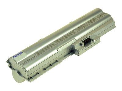PSA Parts 2-Power Main Battery Pack - Laptop battery - 1 x Lithium Ion 9-cell 7800 mAh