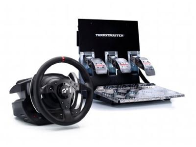 ThrustMaster T500 RS - Racing Wheel and pedals set - PS3/PC