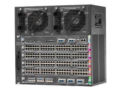 Cisco Catalyst 4506-E Rack-Mountable PoE Switch