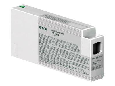 Epson Ink Cartridge - Light Light Black 700ml