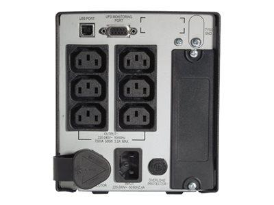 APC Smart UPS 750VA 230V USB with UL Approval