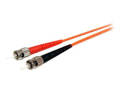StarTech.com 2m Multimode 62.5/125 Duplex Fiber Patch Cable LC - ST