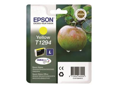 Epson T1294 Yellow DuraBrite Ultra Ink - Yellow