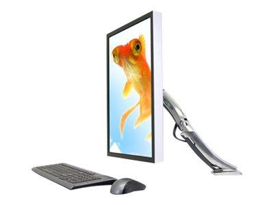 Ergotron MX Desk Mount LCD Arm - mounting kit