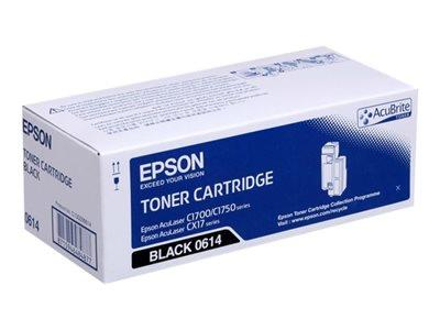 Epson AL-C1700 Toner Cartridge High Black 2k