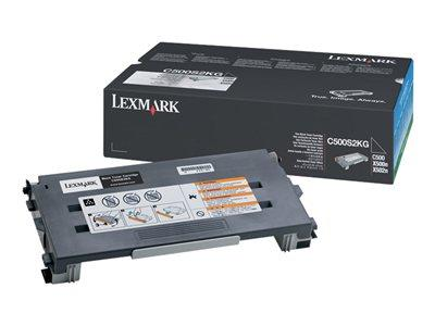 Lexmark C500 BLACK 2.5 TONER CARTRIDGE