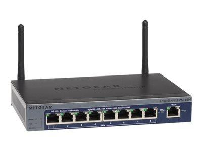NetGear ProSafe Wireless-N 8-port Gigabit VPN Firewall