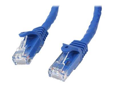 StarTech.com 5m Blue Gigabit Snagless RJ45 UTP Cat6 Patch Cable
