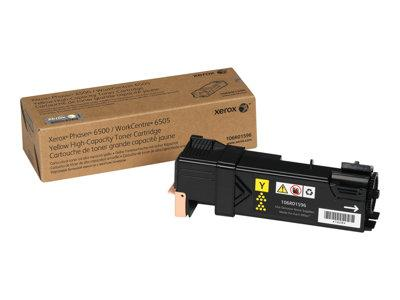 Xerox YELLOW 2.5K TONER 6500/6505