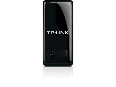 TP LINK 300Mbps Mini Wireless N USB Adapter