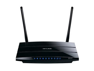 TP LINK Dual Band N600 concurrent Wireless Gigabit Router