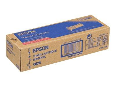 Epson Toner Cartridge 1 x Magenta 3000 Pages AcuLaser
