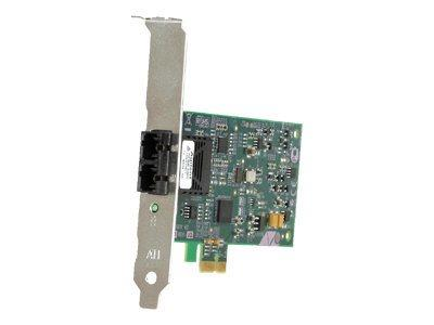 Allied Telesis Allied Telesyn 100Mbps Fast Ethernet PCI-Express Fiber Adapter Card