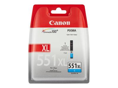 Canon CLI-551 XL Cyan Ink Cartridge