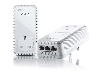 Devolo dLAN 500 AV Wireless+ Starter Kit