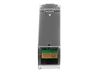 StarTech.com Cisco Compatible Gigabit Fiber SFP Transceiver Module MM LC w/ DDM – 550m (Mini-GBIC)
