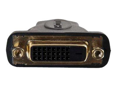 C2G Velocity™ DVI-D™ Female to HDMI® Male Inline Adapter
