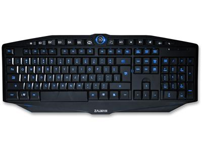 Zalman ZM K400G Gaming Keyboard