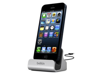 Belkin iPhone 5 / iPod Touch 5th Gen Charge and Sync Dock (Lightning Connector)