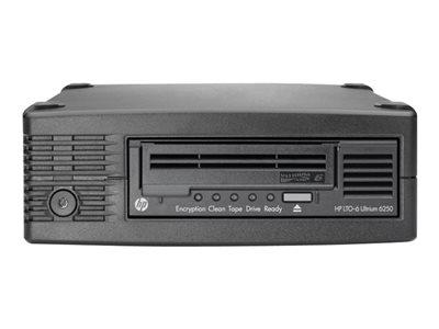 HPE LTO-6 Ultrium 6250 External Tape Drive