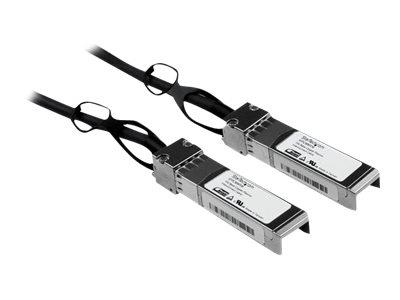 StarTech.com 1m Cisco Compatible SFP+ 10-Gigabit Ethernet (10GbE) Passive Twinax Direct Attach Cable
