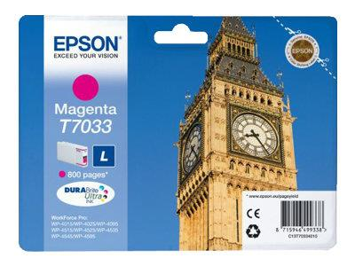 Epson WP4000/4500 Toner Cartridge - Magenta