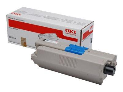 OKI Black Toner High Capacity C511/C531/MC562