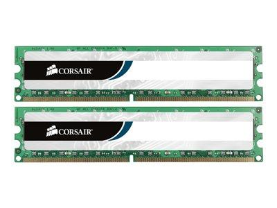 Corsair 16GB (2 x 8GB) Value DDR3 1600MHz 240-pin DIMM CL11