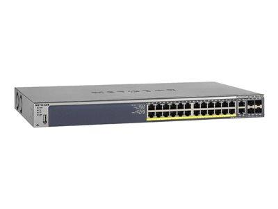 Netgear M4100-26G-PoE Managed Switch