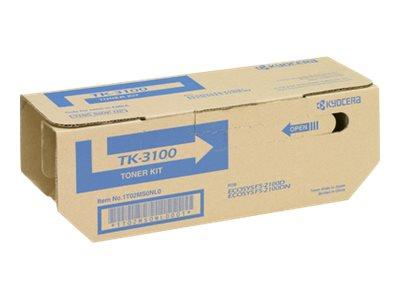 Kyocera FS2100 Toner Kit 12.5K Yield