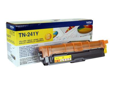 Brother TN241Y Toner Cartridge Yellow