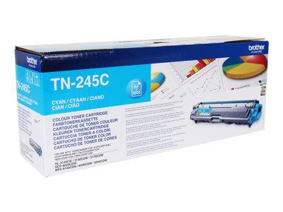 Brother TN245C Toner Cartridge Cyan