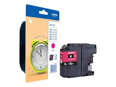 Brother LC125XLM Magenta Ink Cartridge