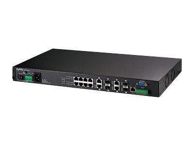 Zyxel MGS-3712 12-port Gigabit L2 Metro Switch