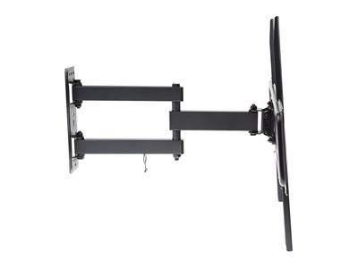 "Proper Swing Arm Tilting TV Wall Bracket 40""-63"""